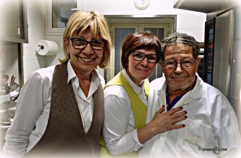 Mina, Isabella, Ciccio