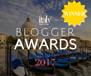 Winner Best Travel Blog 2017