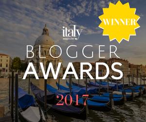 Winner Best Travel Blog 2017