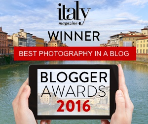 Winner Best Photography in a Blog 2016
