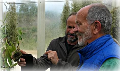 Tom with Daniele