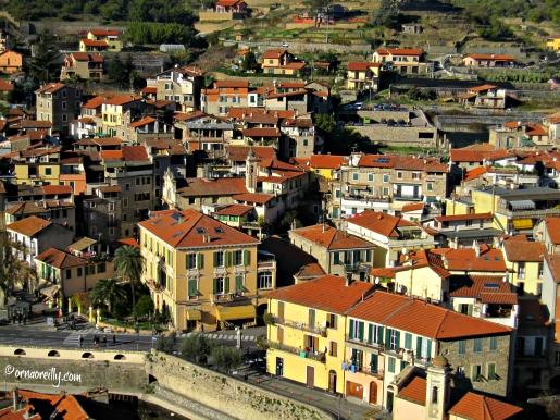 View over Il Borgo