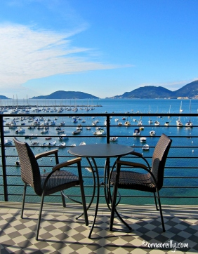 Lerici. Hotel Shelley
