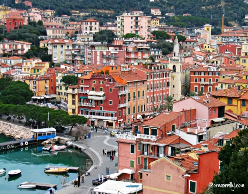 Lerici - view from castle