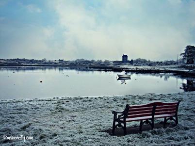 Snowy Kinvara