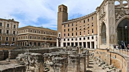 Anfiteatro Piazza St Oronzo