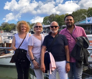 Dinner Cruise Noosa River
