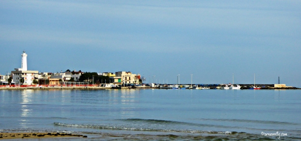 Torre Canne in winter