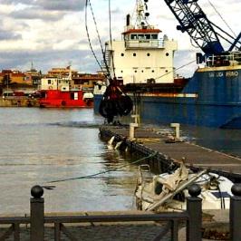 Fiumicino Port
