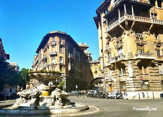 Piazza Minchio Coppede