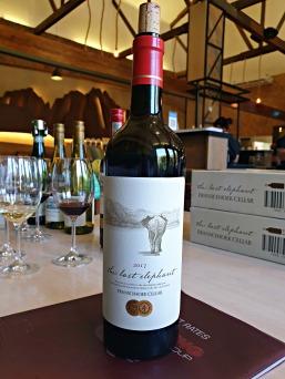 Wine tasting Franschhoek Cellar
