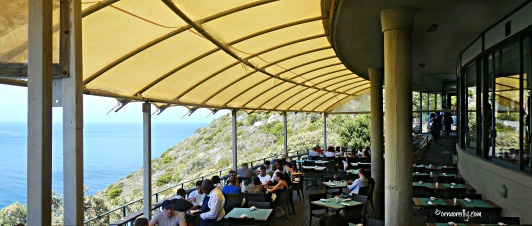 Cape Point. Two Oceans Restaurant
