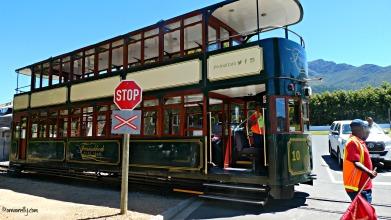 Wine Tram, Franschhoek