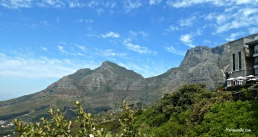 Devil's Peak and Table Mountain